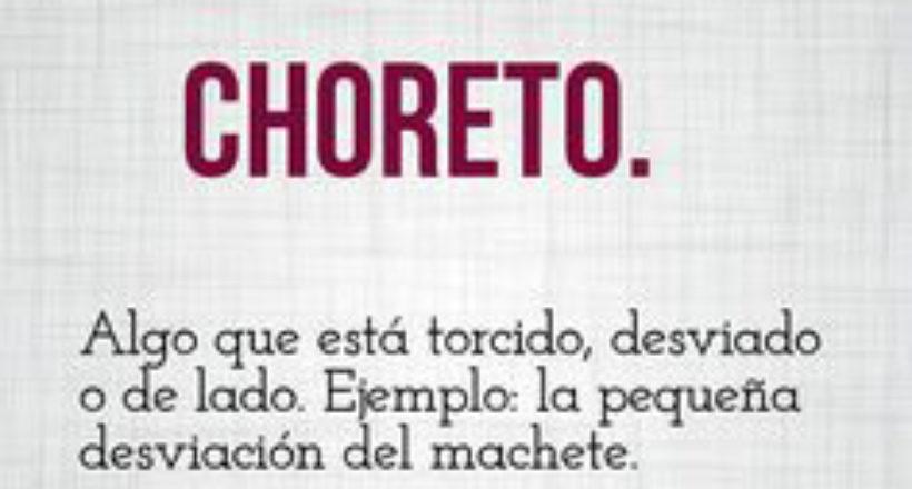 choreto