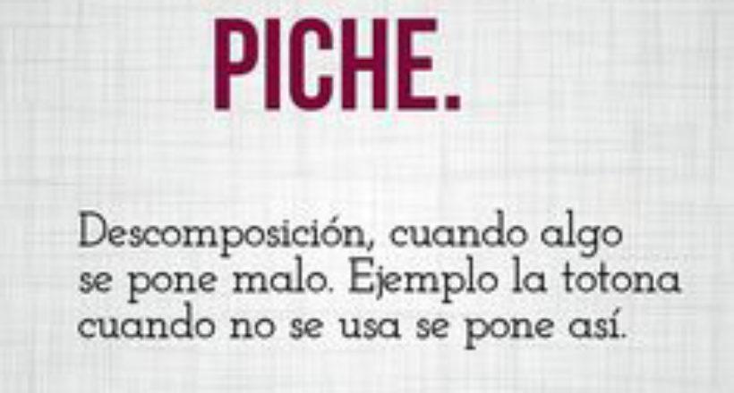piche