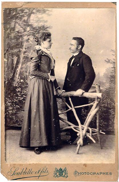 Emilio Joubert y Elena León, actores del progreso en Lara y de la foto más romántica de la época