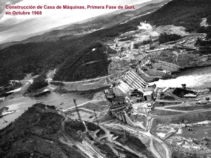 VIDEO | Represa de Guri: Obra de Gobierno de Rómulo Betancourt