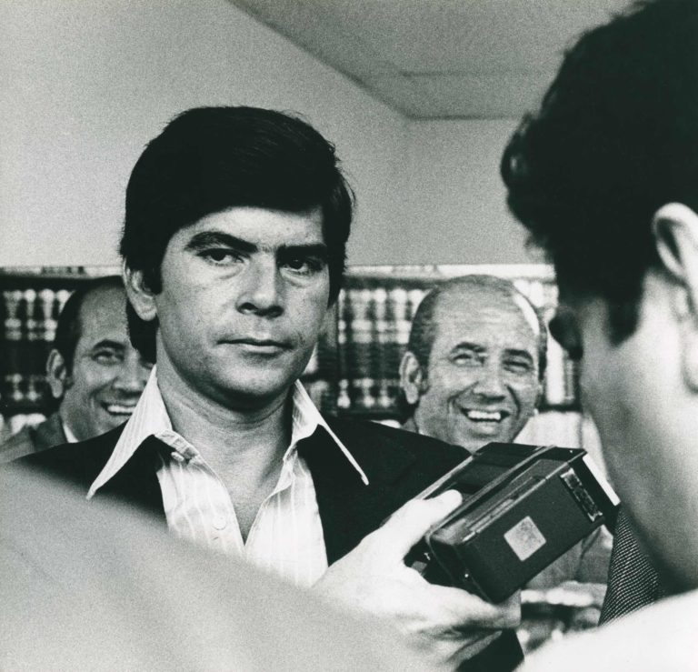 Diego Arria visto por Bárbara Brändli