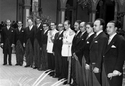 Gabinete-Romulo-Betancourt-