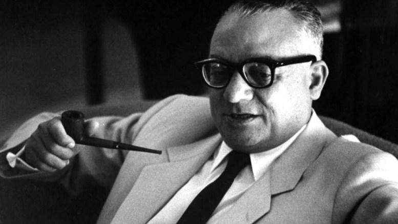 Rómulo Betancourt tenía 37 años cuando presidió la junta de gobierno en 1945