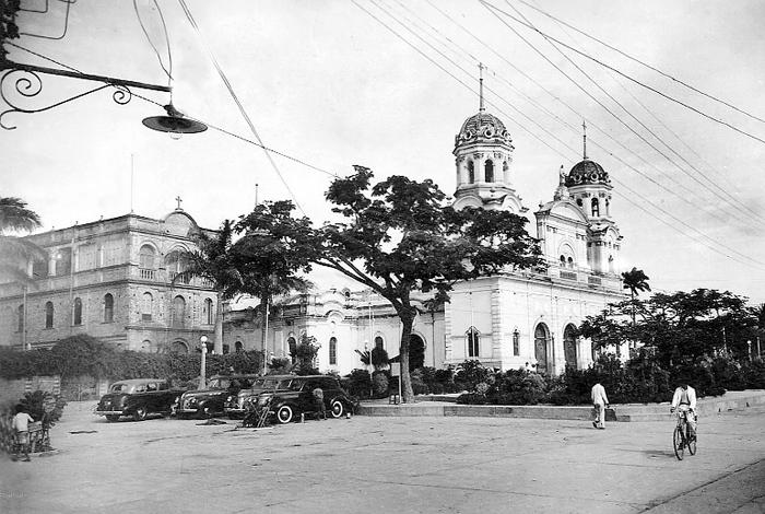 El templo San José de Barquisimeto destruido y en ruinas desde su construcción