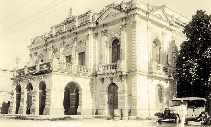 La accidentada historia del Teatro Juares