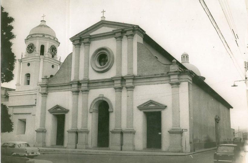 San Francisco primera catedral de Barquisimeto