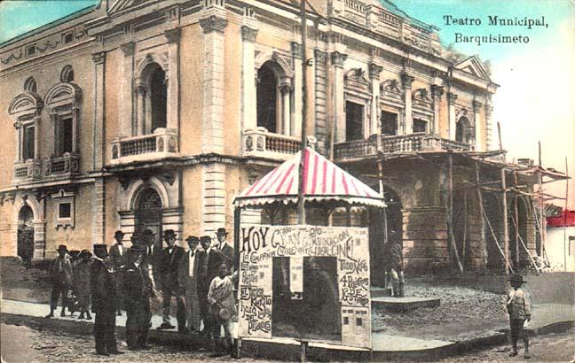 El maraquero del Teatro Juares: Una trágica historia de amor