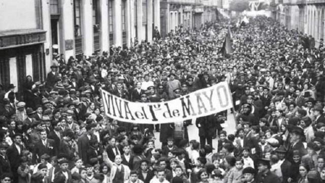 """Tres periodistas fueron ahorcados por """"instigar"""" reclamos del 1° de Mayo"""