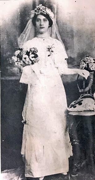 Doña Abigail Yepes Gil, depositaria de la memoria familiar