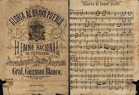 Himno Nacional de Venezuela, un canto patriota