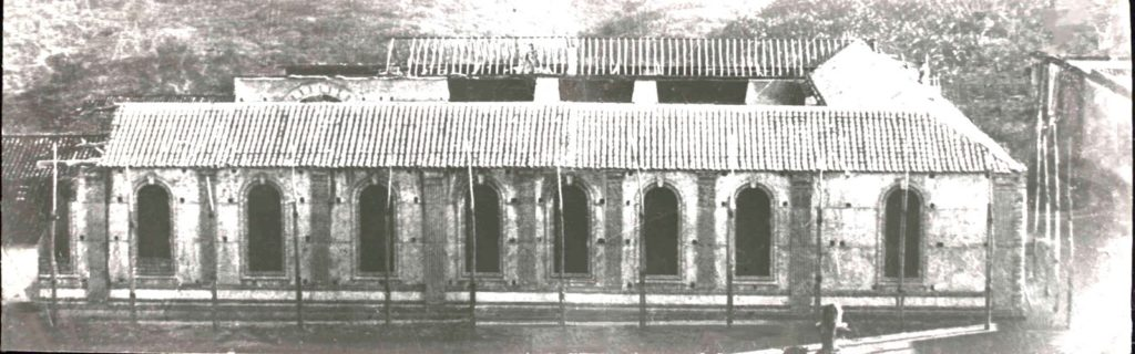 El santo hospital de San Lázaro en Barquisimeto