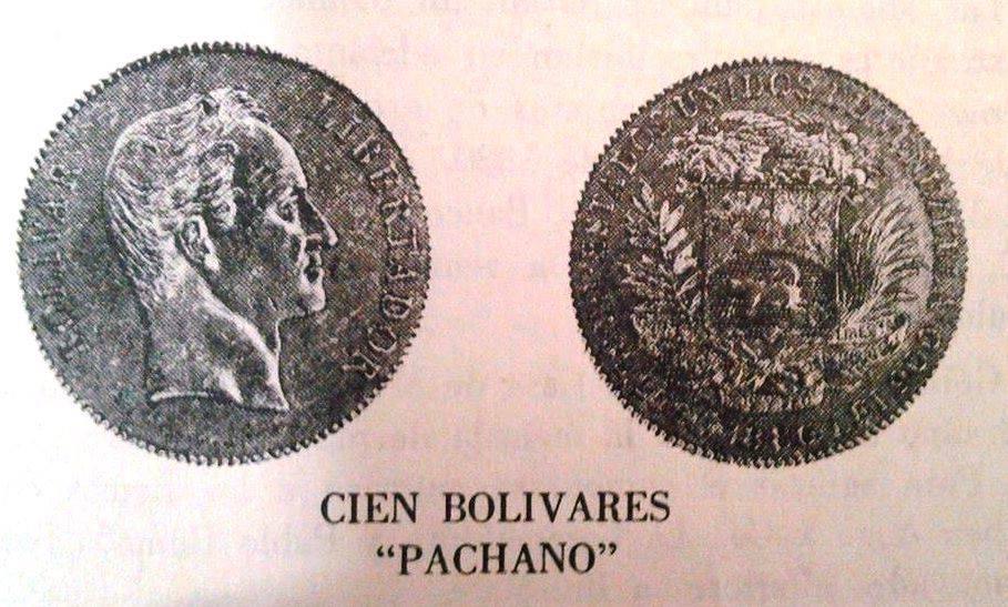 """Venezuela tuvo una moneda llamada """"Pachano"""""""