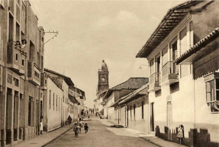 Inés de Hinojosa, una barquisimetana ejecutada en Tunja