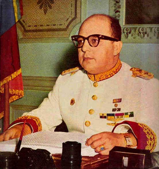"Pérez Jiménez: ""prefiero irme antes que matar cadetes"""