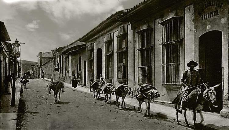 Competencia comercial entre Barquisimeto y Carora en 1880