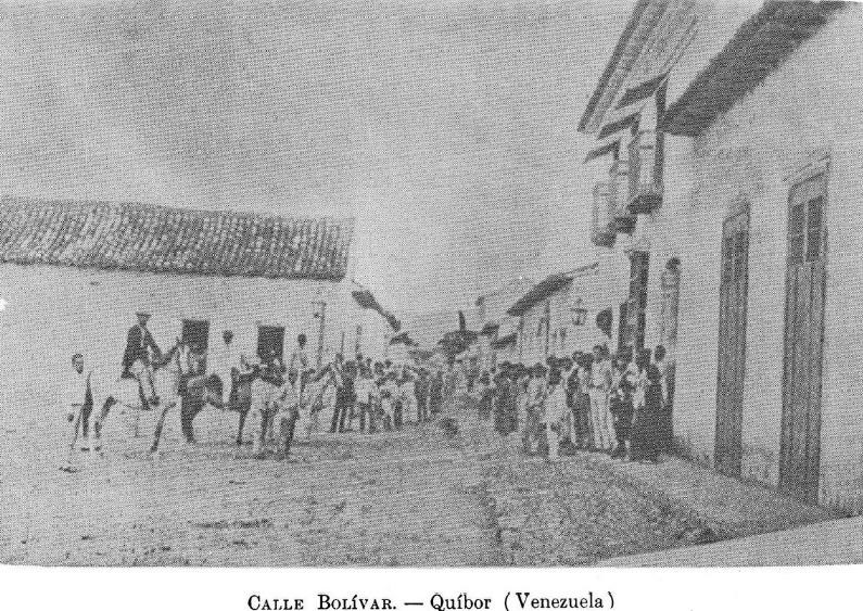 Los fusilados de la plaza de Altagracia (1835)