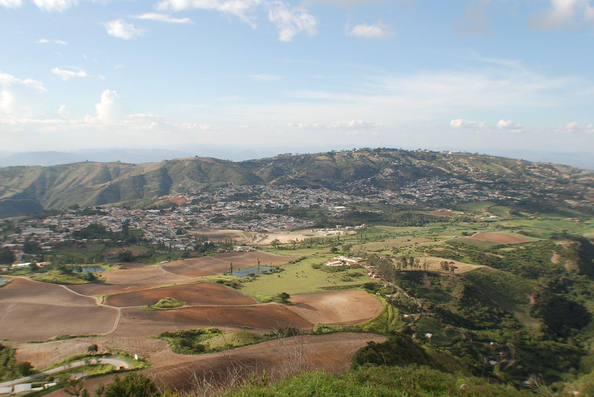 Relación Geográfica de la ruta de Lope de Aguirre: Desde el Perú a Barquisimeto