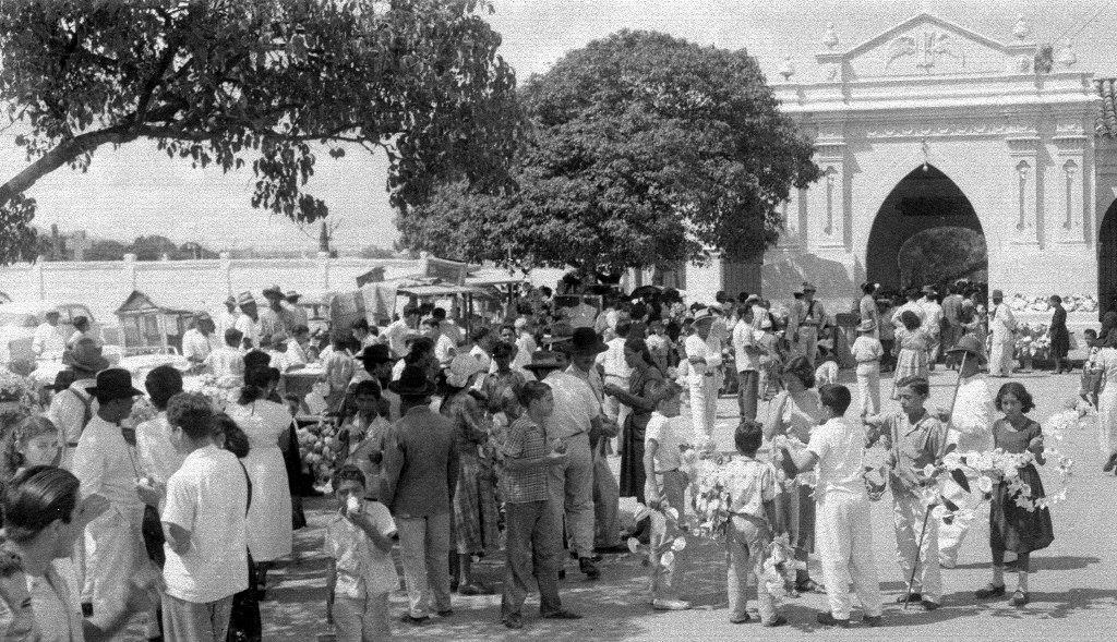 Día de los Difuntos en Barquisimeto