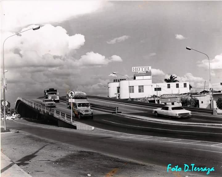 Patepalo, el antiguo elevado de Barquisimeto