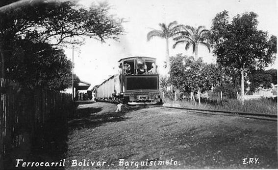 Tiempos del Ferrocarril Bolívar