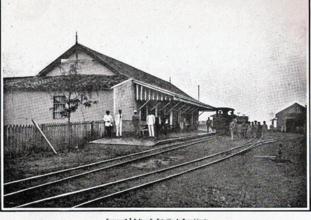 Ferrocarril Bolívar