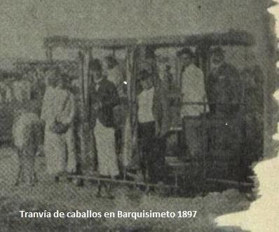La aventura cotidiana en el tranvía de Barquisimeto