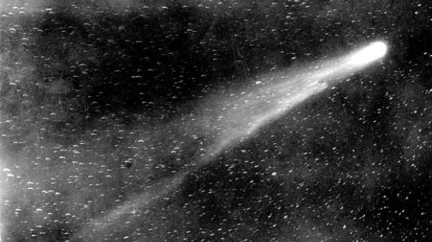 El cometa Halley en Barquisimeto (1910)