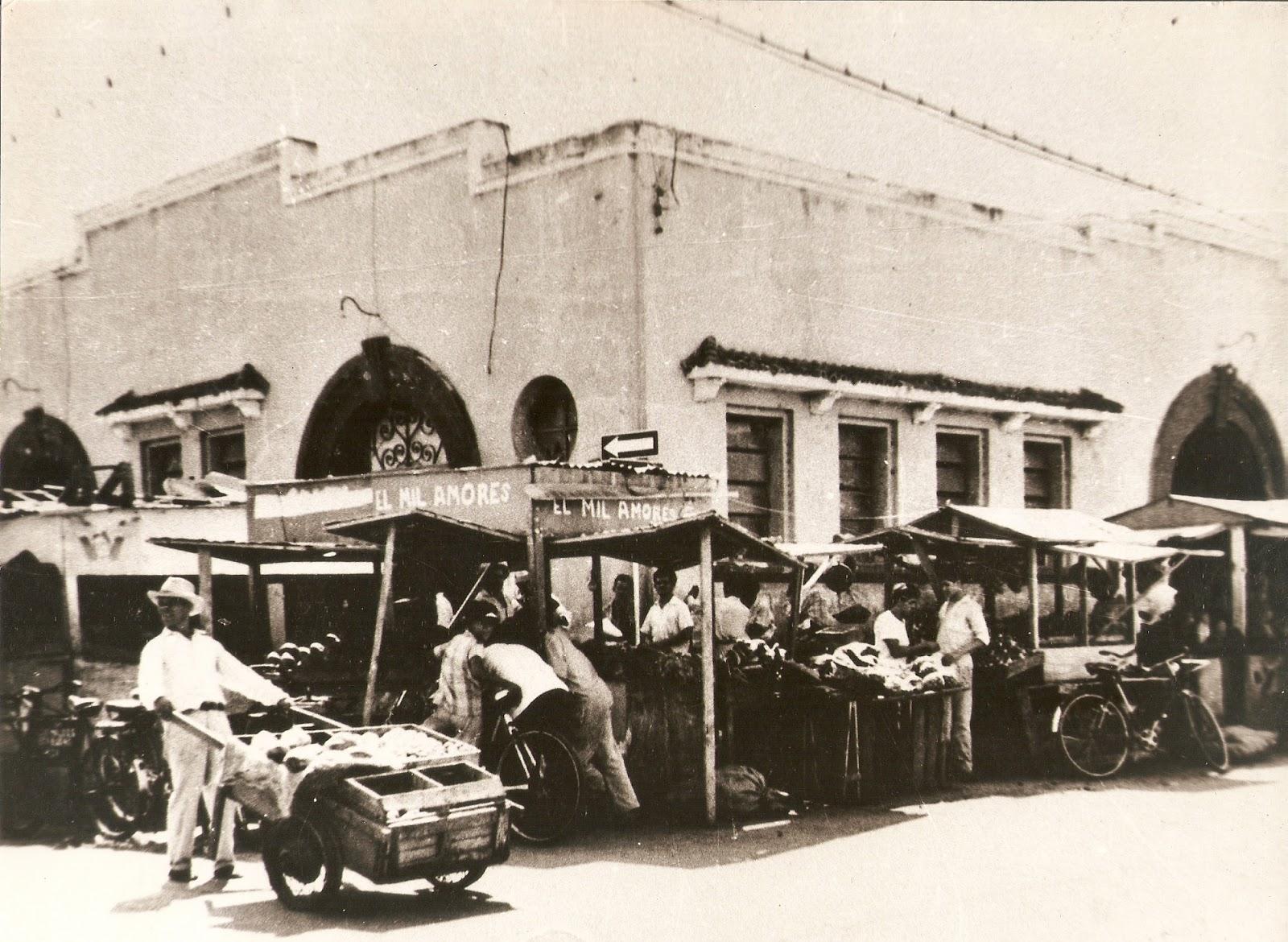 Un vendedor de manteca en Barquisimeto