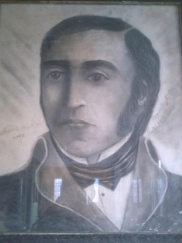 Cristóbal Palavecino Liscano. 203  años de su fallecimiento