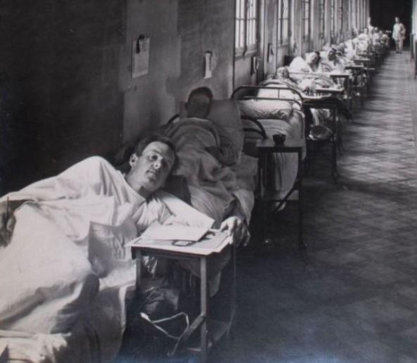 102 años de la Gripe Española en Venezuela