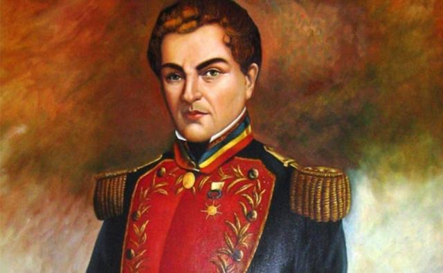 Santiago Mariño visitó Cabudare en 1848