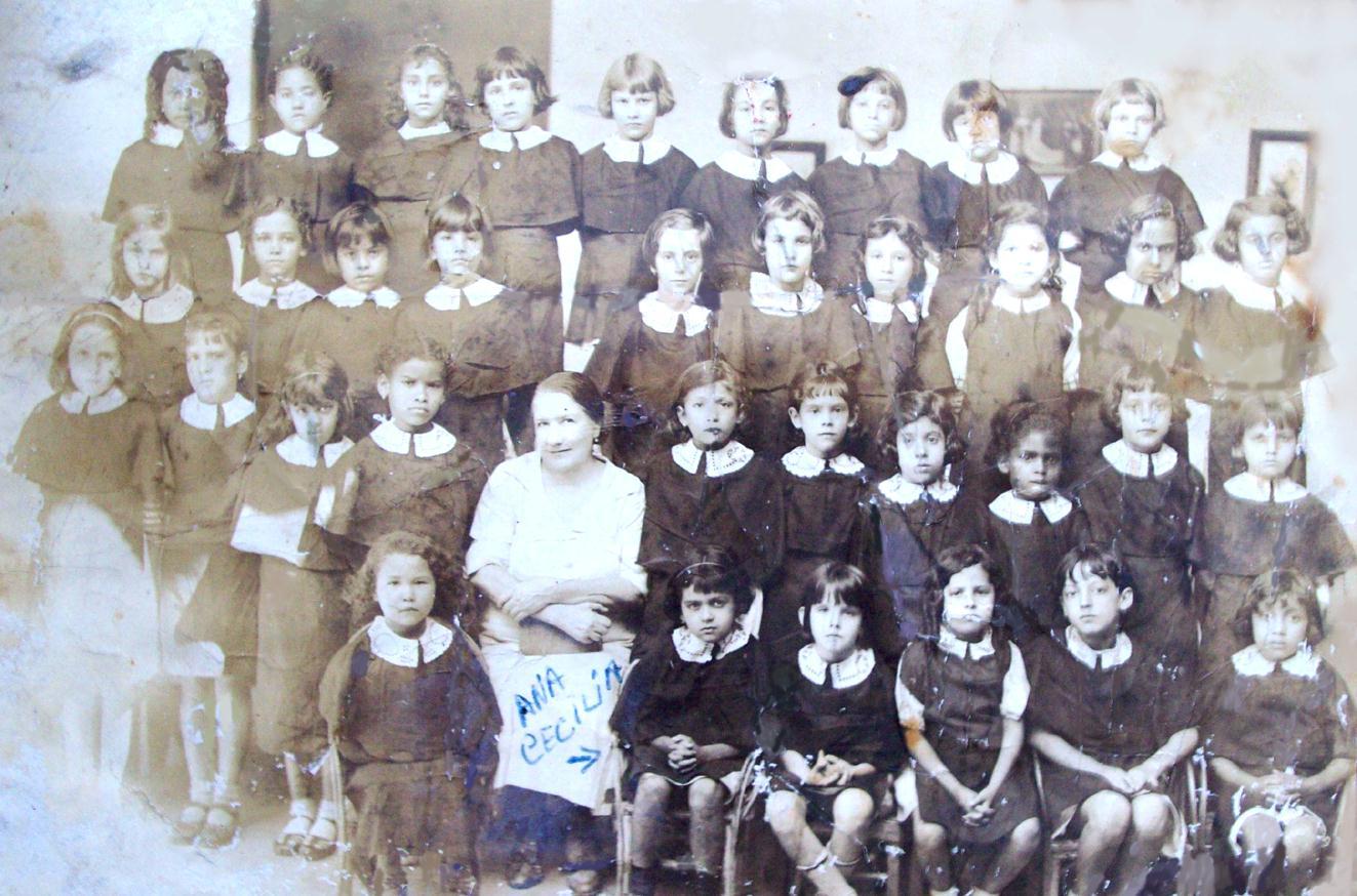 Los colegios hace 100 años: exámenes y premios