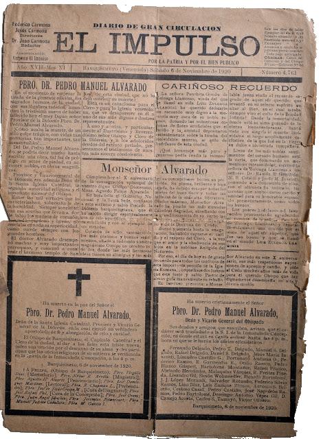 Intensa fue la circulación de la prensa en Duaca durante el siglo XIX