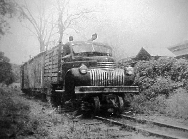 Tucacas es la cuna del Ferrocarril 1870-1945