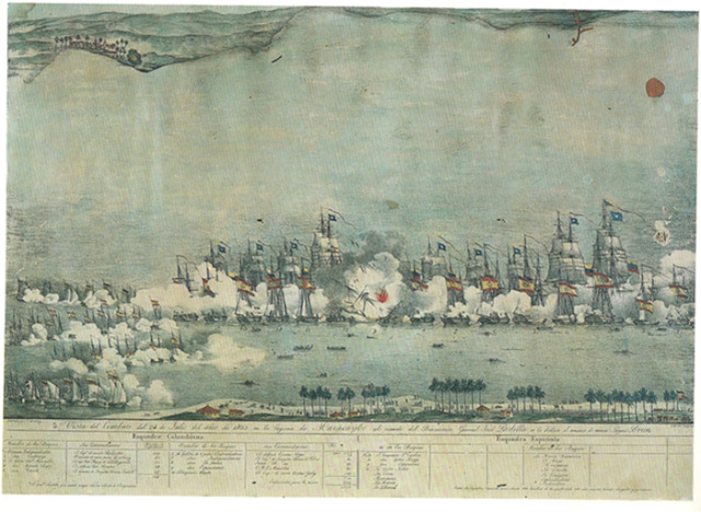 Batalla Naval del Lago de Maracaibo (1823)