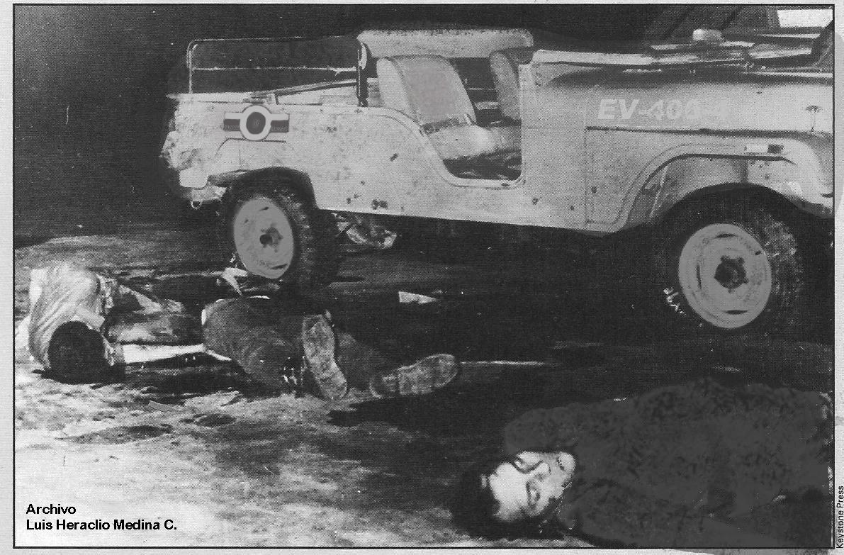 La masacre de El Cepo