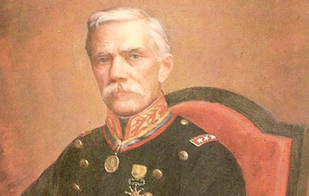 El padre del general Bartolomé Salom no participó en la Guerra de Independencia