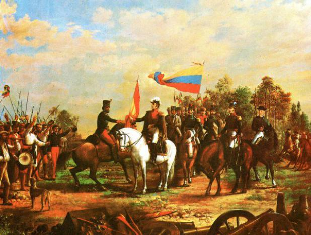 La Campaña Admirable inició el 14 de mayo de 1813