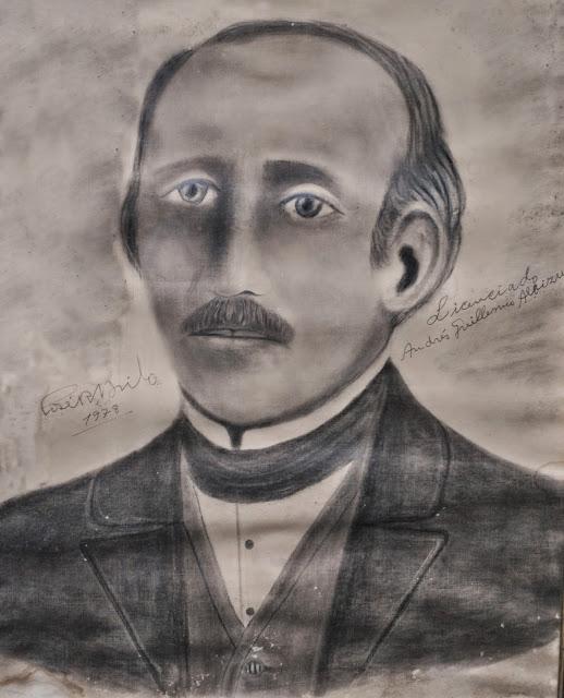 El héroe civil Andrés Guillermo Alvizu Torrellas