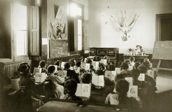 La escuela venezolana en el siglo XIX