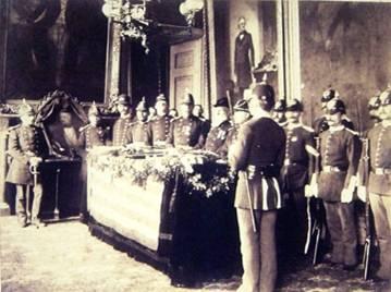 José Antonio Páez murió en Estados Unidos