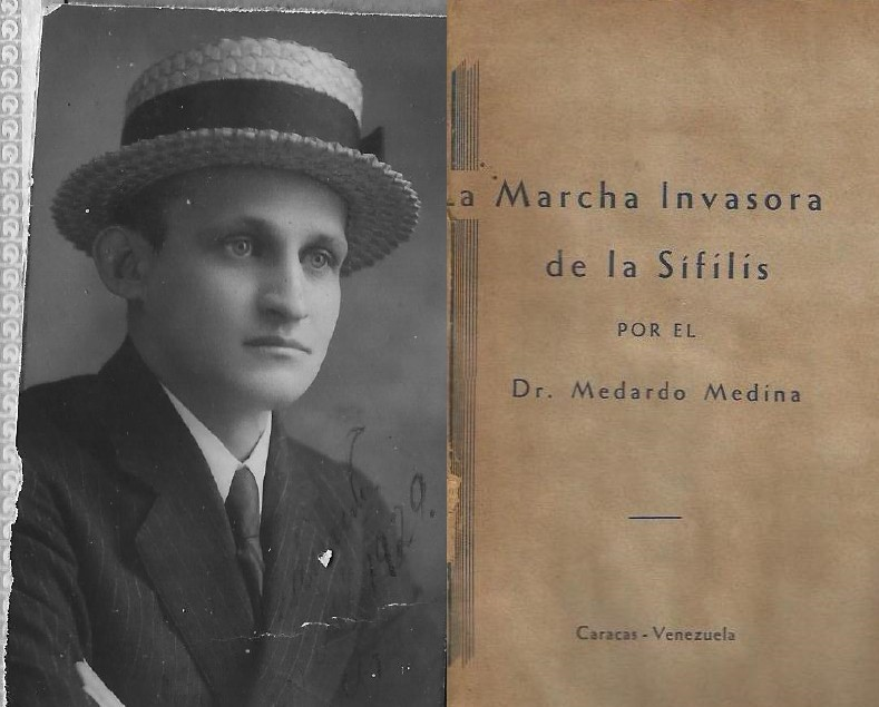 Un precursor a caballo, el Dr Medardo Medina
